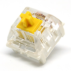 Kailh Speed Dark Yellow