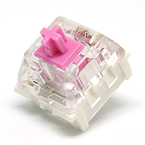 Kailh Speed Rose Pink
